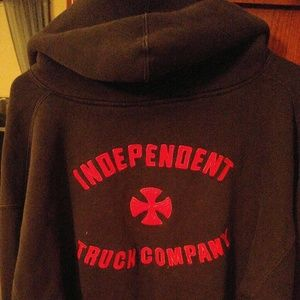 Independent truck company hoodie